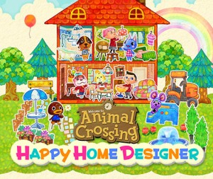 Animal Crossing Happy Home Designer 3DS Nintendo E3 2015