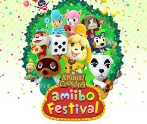 Animal crossing Amiibo Festival Wii U Nintendo E3 2015