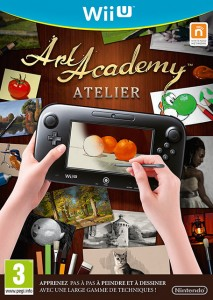Art Academy Atelier Wii U Nintendo E3 2015