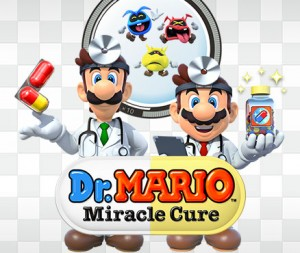 Dr. Mario Miracle Cure 3DS Nintendo E3 2015