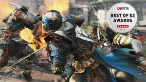 For Honor Ubisoft E3 2015