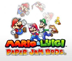 Mario & Luigi Paper Jam Bros 3DS Nintendo E3 2015