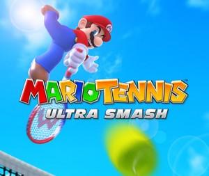 Mario Tennis Ultra Smash Wii U Nintendo E3 2015