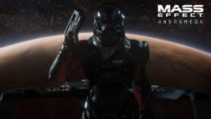 Mass Effect Andromeda EA e3 2015