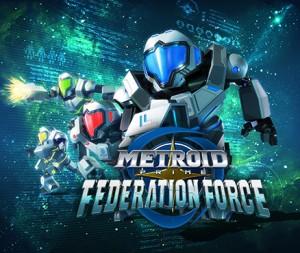 Metroid Prime Federation Force 3DS Nintendo E3 2015