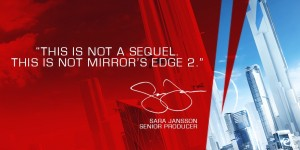 Mirrors Edge Catalyst EA E3 2015