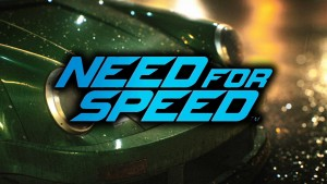 Need For Speed EA E3 2015