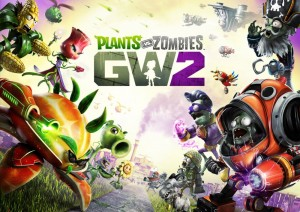 Plants VS Zombies Garden Warfare 2 Microsoft E3 2015