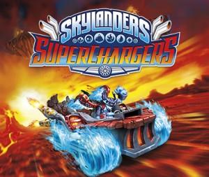 Skylanders SuperChargers Wii U Nintendo E3 2015