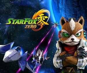 StarFox Zero Wii U Nintendo E3 2015