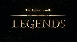 The Elder Scrolls Legend Bethesda E3 2015