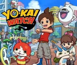 Yo-Kai Watch 3DS Nintendo E3 2015