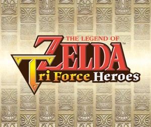 Zelda Trifoce Heroes 3DS Nintendo E3 2015