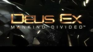 Deus Ex Mankind Divided Square Enix E3 2015