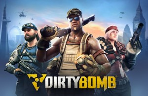 Dirty Bomb PC Gaming Show E3 2015