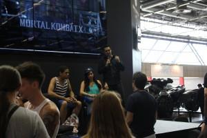 Japan Expo 2015 Mortal Kombat X