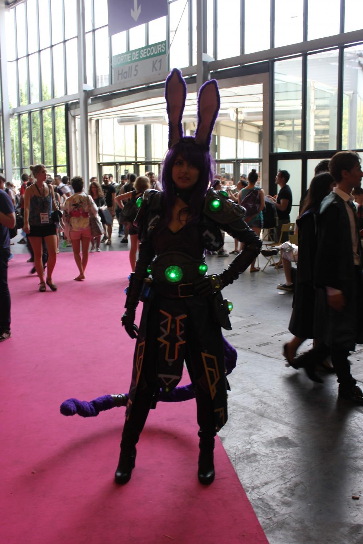 Japan Expo 2015 Wildstar