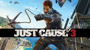Just Cause 3 Square Enix E3 2015