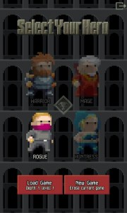 Pixel Dungeon Heros