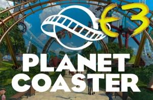 Planet Coaster PC Gaming Show E3 2015