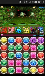 Puzzle And Dragons Combat