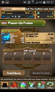 Puzzle And Dragons Fusion