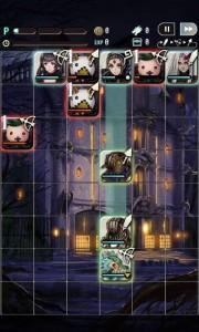 Terra Battle lignes