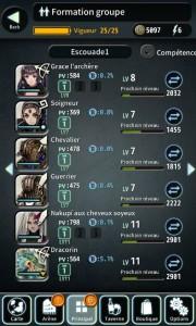 Terra Battle team