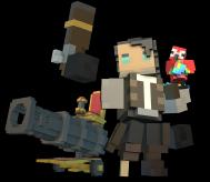 Trove Pirate Captain