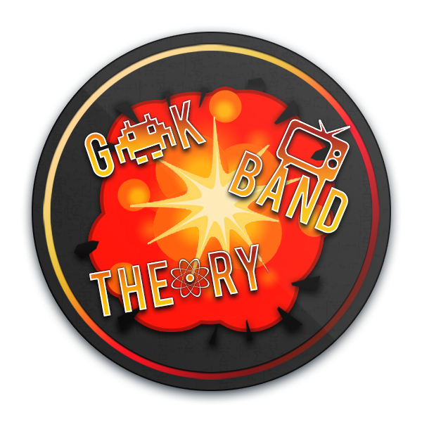 Logo de la Geek Band Theory