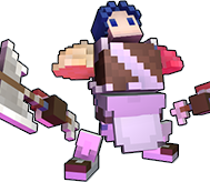 Trove Candy barbarian