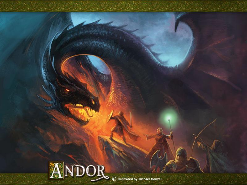 Andor artwork