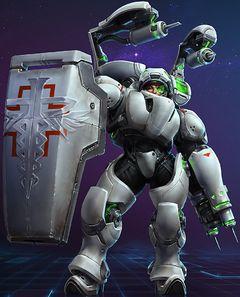 Blizzard Gamescom 2015 Heroes of the Storm Médic