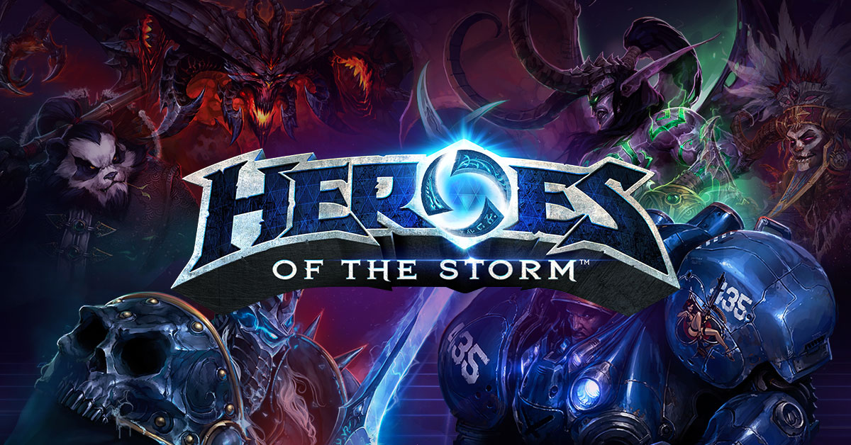 Blizzard Gamescom 2015 Heroes of the Storm