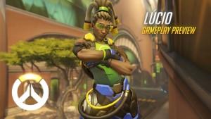 Blizzard Gamescom 2015 Overwatch Lucio