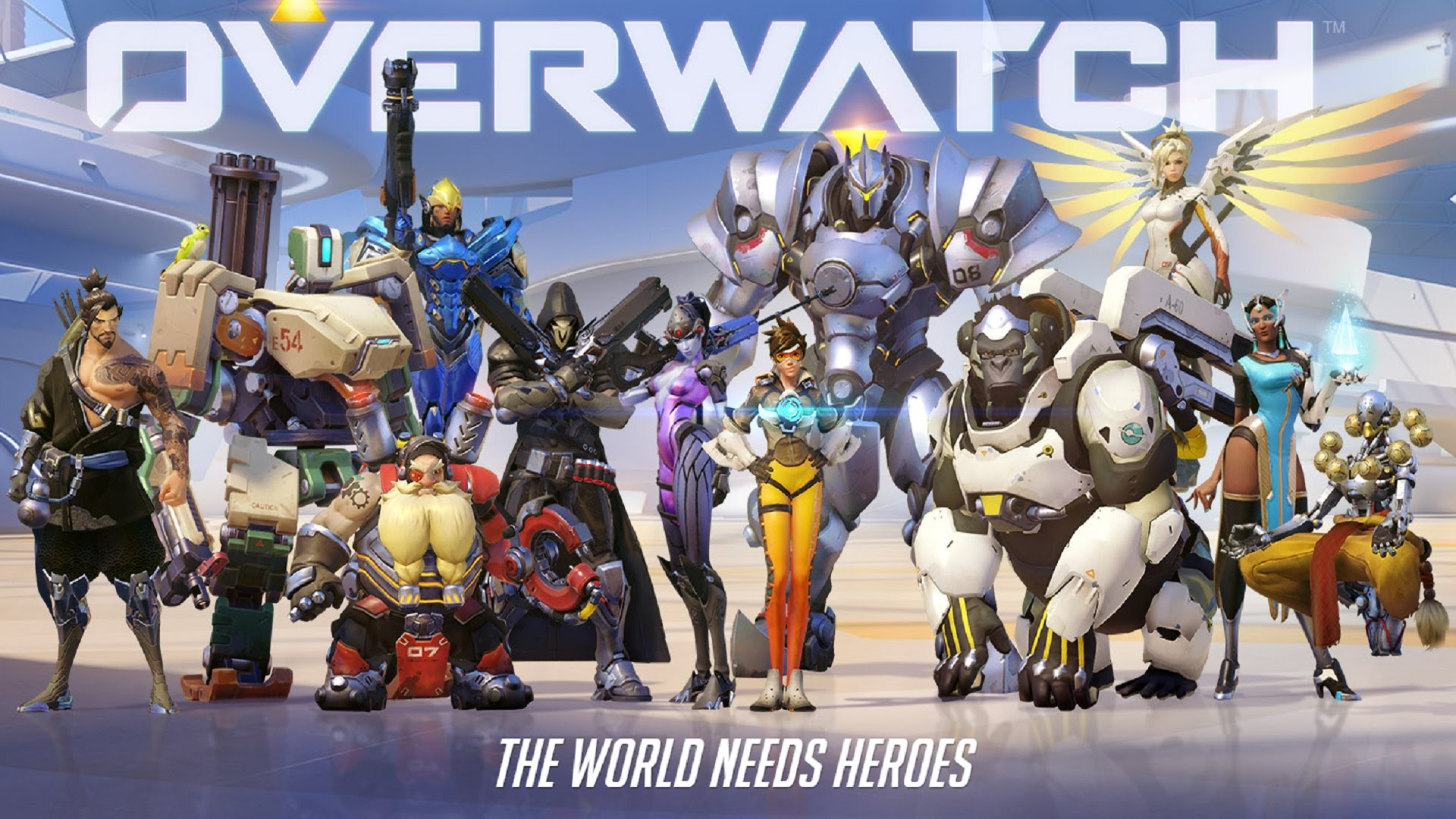 Blizzard Gamescom 2015 Overwatch