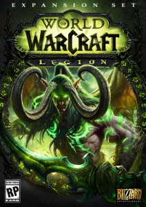 Blizzard Gamescom 2015 World of Warcraft Legion