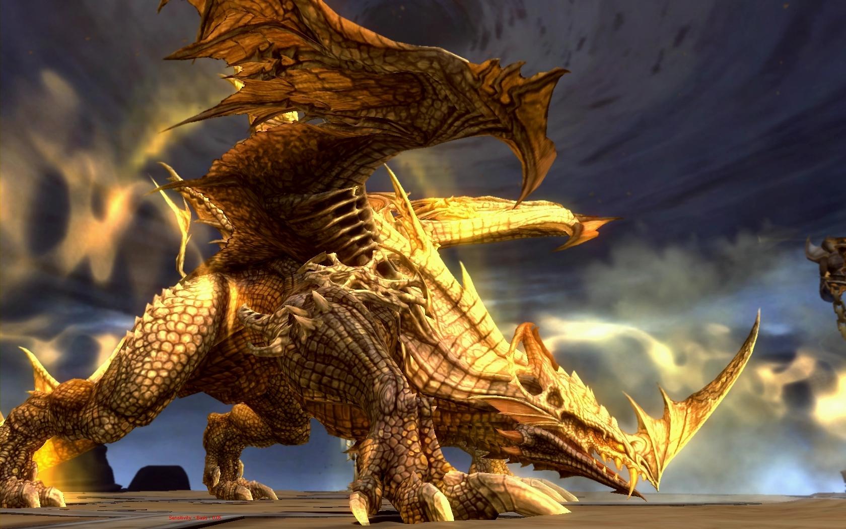 Dragon Nest Boss