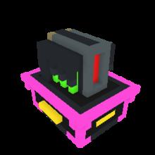 Trove Neon dragon cache