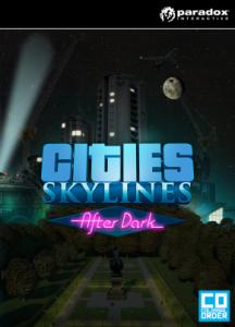 Microsoft Gamescom 2015 Cities Skylines After Dark