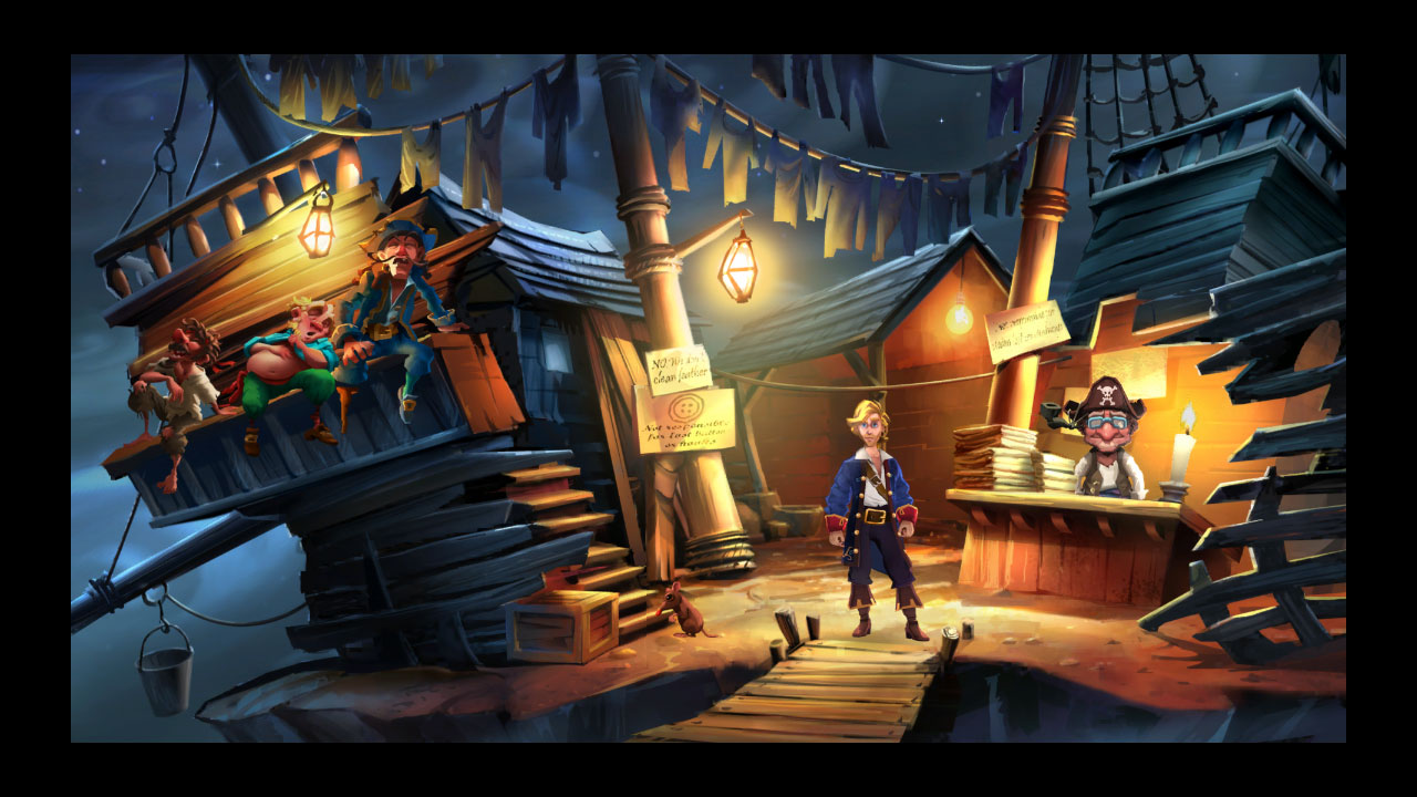 Monkey Island 2 Remake