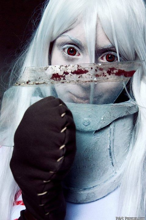 Shiro Cosplay Shiro Deadman Wonderland