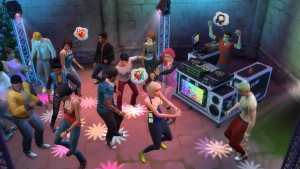 Sims 4 EA Gamescom 2015