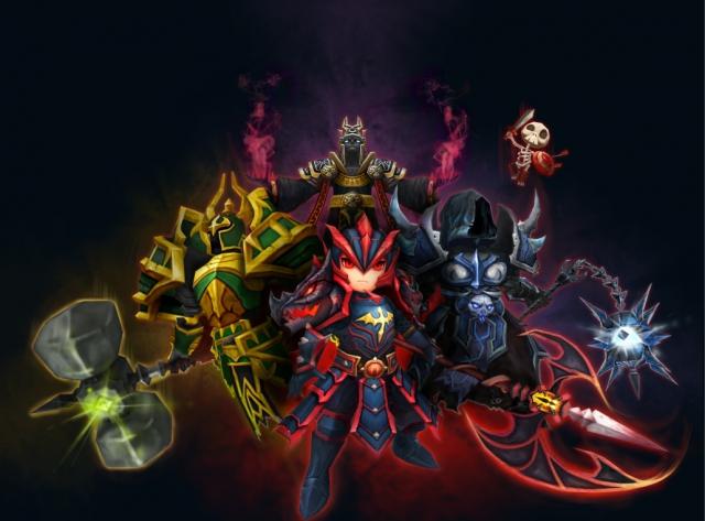 Summoner Wars Top Monstre