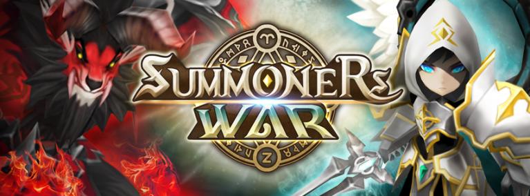 Summoners War telecharger gratuit sans verification humaine.