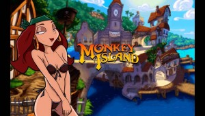 The Curse of Monkey Island Elaine