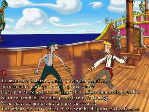 The Curse of Monkey Island Vannes