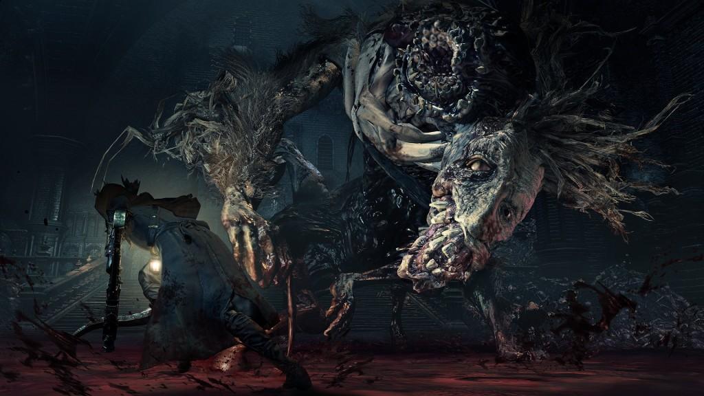 New boss DLC Bloodborne DLC