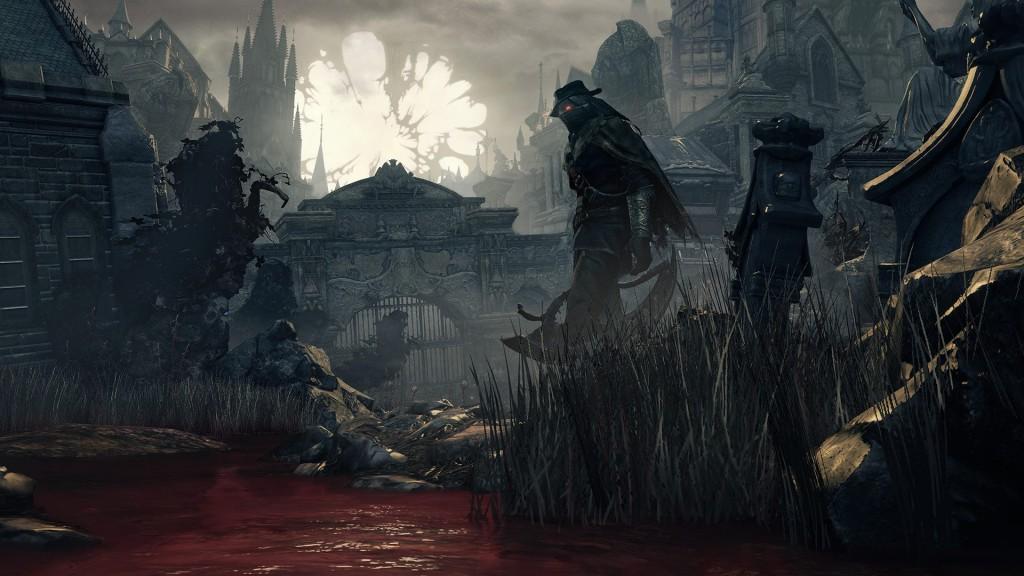 DLC Bloodborne Fear the old blood