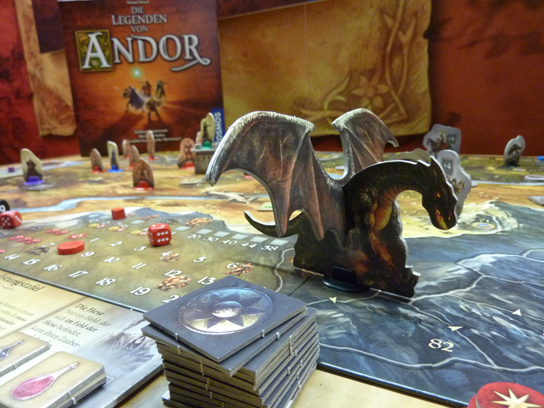 Andor dragon